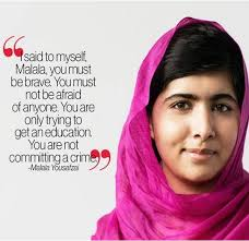 Malala Quotes Stunning Beverly Diehl's Writing In Flow Slut Of The Month Malala Yousafzai