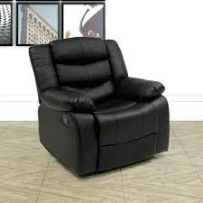 lazy boy sofa lazy boy leather style recliner chair sofa 1 lounge armchair gaming black lazy