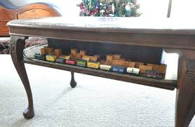 n scale train coffee table coffee table with train wheels beauteous antique n scale coffee table