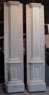 front door trimWindows  Doors  Colonial Exterior Trim and Siding Windows