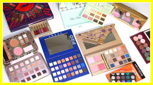 holiday makeup palettes sets guide collection too faced lorac tarte stila buxom smashbox etc