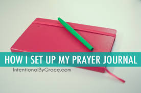 how i set up my prayer journal a complete tutorial