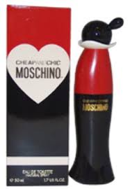 Compare Prices Women <b>Moschino Cheap and</b> Chic EDT Spray 1 7 oz
