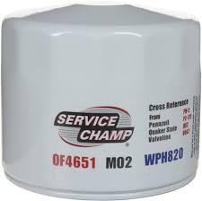 Service Champ Oil Filter Service Champ