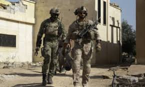 Special Syria Kurdish Pictured Military Aiding In Fighters Us Forces AxnPS4wTqH