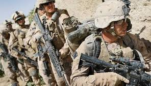Image result for تحرکات مشکوک آمریکا با اعزام نیروی زمینی به عراق و سوریه