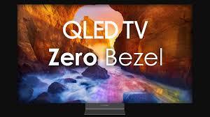 Lộ diện mẫu QLED 8K TV ''không viền'' và loa thanh sắp ra mắt của Samsung  tại CES 2020