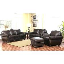 simon li leather glider recliner recner all leather cocktail ottoman home improvement neighbor face