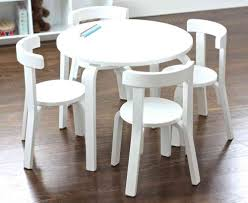 impressive kids round table and chair set imztg table  talkfremont