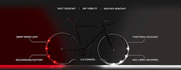 Shark Tank Lighted Bike Wheels Revolights Bicycle Lighting System The Future Of Bicycle
