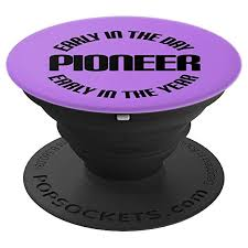 jw jehovah s witness pioneer gift popsockets grip and stand for phones and tablets