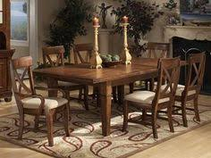 verona dining room furniture solid top dining table by intercon