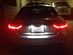 Audi A4 Back Lights Audizine Forums