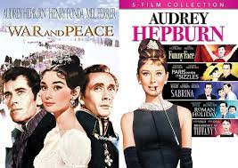 Sizzles Audrey Hepburn Paris Movie ...