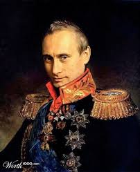 Image result for putin the new tsar