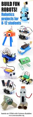 Explore student #robotics projects, activities, kits, and lesson plans.  [Science