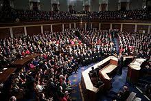 Joint Session Of Congress Seating Chart 2011 State Of The Union Address Wikipedia
