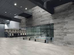 designindustry concrete look tiles public veneus
