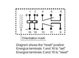 latching relay wiring diagram wiring diagram and schematic design latching relay circuit schematic