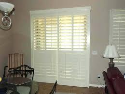 bypass plantation shutters for sliding glass doors white plantation shutters for sliding glass patio doors from bypass plantation shutters