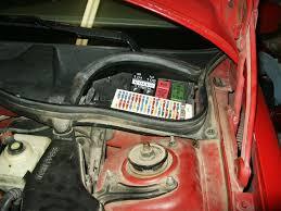 compression test volvo s70 glt, 1998 Sterling Fuse Box Fuse Box Volvo 850 #27