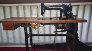 Industrial Sewing Machine Repairs