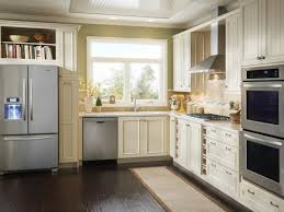 awesome creative ideas of small white kitchen with kitchen cabinet