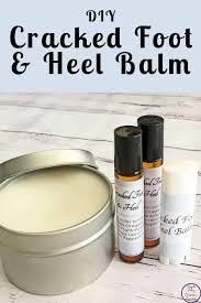 diy ed foot and heel balm simple
