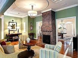 T Full Size Of Living Room With Brick Fireplace Paint Colors Green Color Yup  Exposed Red Ideas