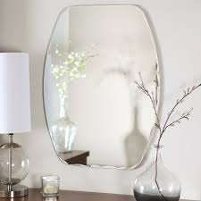 Mirror Designs For Bathrooms Decorative Mirrors For Bathroom
