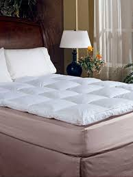 this featherbed mattress topper to make