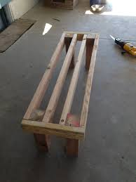 Building A Garden Bench  Steveu0027s Design  YouTubeHow To Build A Seating Bench