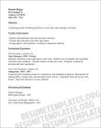 real estate agent resume real estate agent resume example  real estate resume example real estate agent resume sample