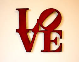 love wall art metal sign 8 tall love metal wall hanging red with rust accents patina love sign art choose color on home is where the heart is metal wall art with love wall art metal sign 8 x 8 love metal wall