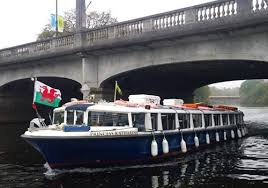 Image result for cardiff boat trip to city centre