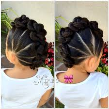 Little Girl Hair Style mohawk with twists hair style for little girls hair tips & hair 6617 by wearticles.com
