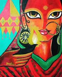 Diwali Glass Painting Designs Favicryl Painting On Canvas Diwali