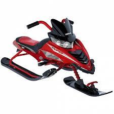 <b>Снегокат Yamaha Viper</b> Snow Bike <b>YMC17001X</b>, красный от Snow ...