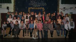 Year 5's Christmas Production - Cheddar Grove Primary School