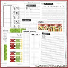 the garden planner garden planner kit full size undated printable farmers almanac garden planner code