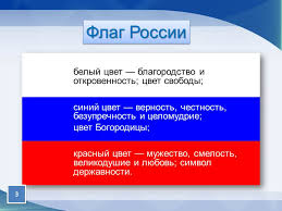 Урок Россия наша Родина Наука делать уроки Чтобы просмотреть презентацию в полноэкранном режиме кликните на двунаправленную стрелку в правом верхнем углу кадра Флаг России