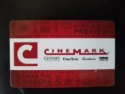 110 cinemark gift card valid nationwide