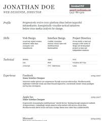 Resumes Formats Download Simple Resume Format Download In Ms Word