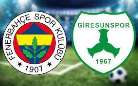 Fenerbahçe Giresunspor maçı CANLI YAYIN - Internet Haber