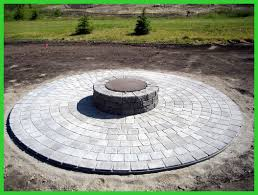 square paver patio with fire pit. Perfect Patio Awesome Square Paver Patio With Fire Pit Round For Block Styles And Black  Frame Trends In W