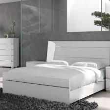 white italian furniture. dream modern italian 6 piece bedroom set white on sale now furniture