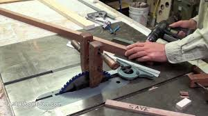 table saw tip 3 crosscut angle cut offs how to set miter gauge angles