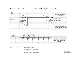 we17x10010 motor wiring diagram we17x10010 image gallery wiring diagram for dryer motor niegcom online on we17x10010 motor wiring diagram