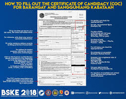 Paano Ba Magfill Out Ng Certificate Of City Government Of San