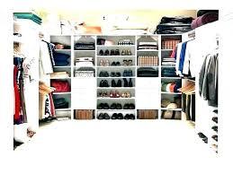 closetmaid closet organizer kit white 5 to 8 system home depot corner maid shoe rack pair storage w cl